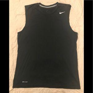 Nike Dri-Fit tank top, Adult Small